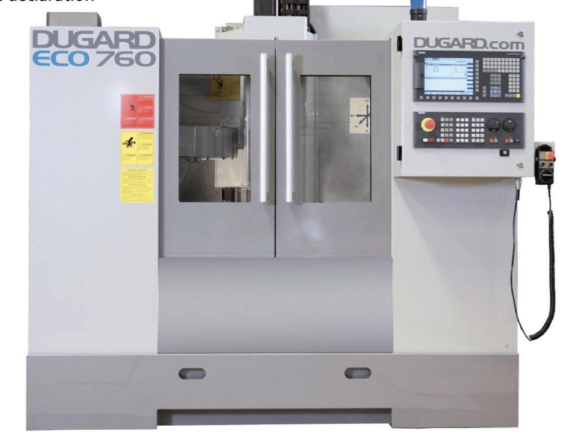 DUGARD ECO VMC 760